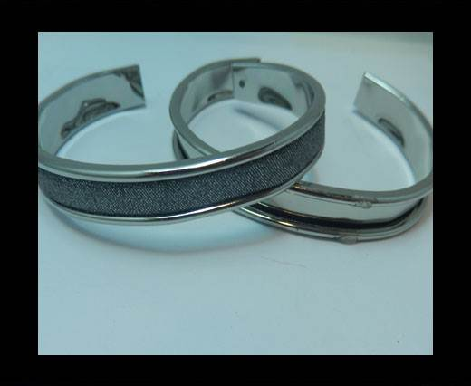 Zamak magnetic claps MGL-383- 5mm - Steel
