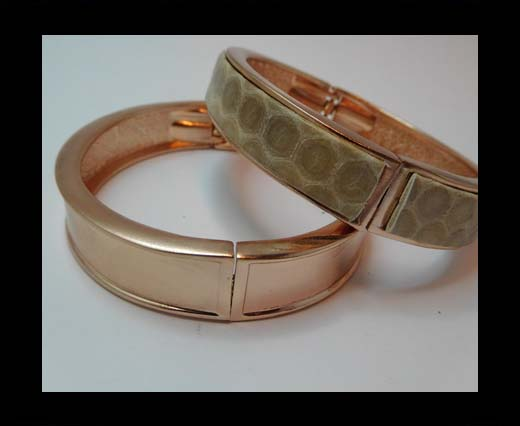 Zamak magnetic claps MGL-384-10mm-Rose Gold