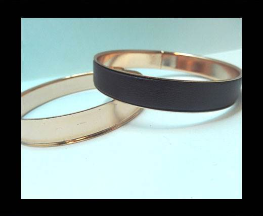 Zamak magnetic claps MGL-400 - 10mm - Rose Gold