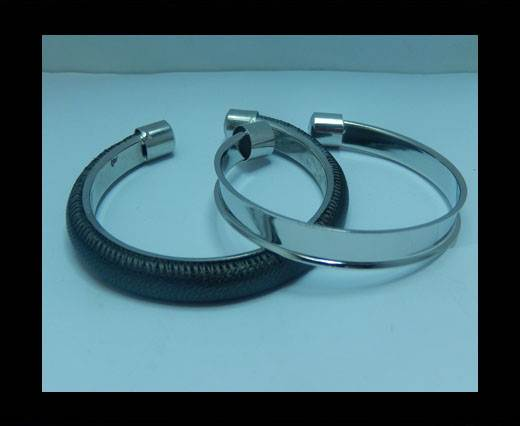 Zamak magnetic claps MGL-411 - 6mm - Steel