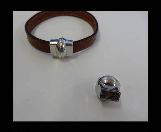 Zamak magnetic claps MGL-4-8*4MM-Steel