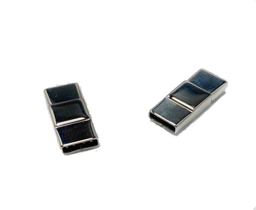 Stainless Steel Magnetic Clasp,Steel,MGST-165