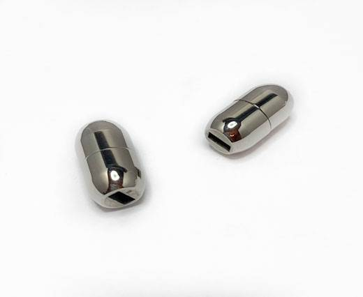 Stainless Steel Magnetic Clasp,Steel,MGST-44