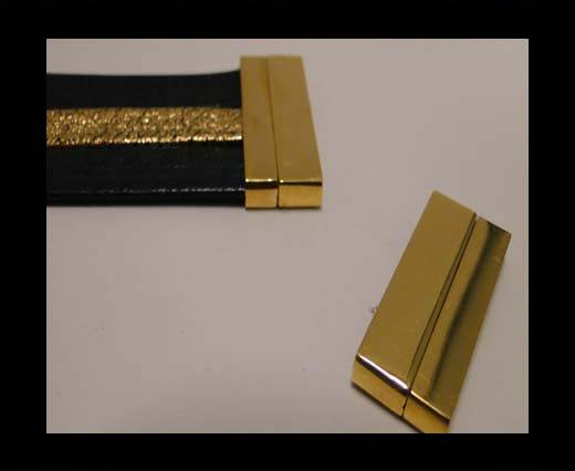 Buy MGST-105-30*2.5mm-Gold at wholesale prices