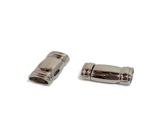 Stainless Steel Magnetic clasps - MGST-149-10,5*5mm