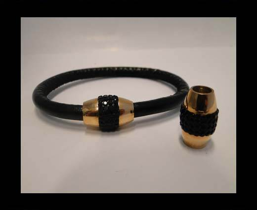 MGST-192-gold/black-6mm