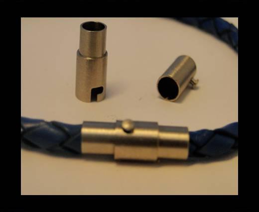 Fermoir magnétique en acier inoxydable 22-5mm MATT