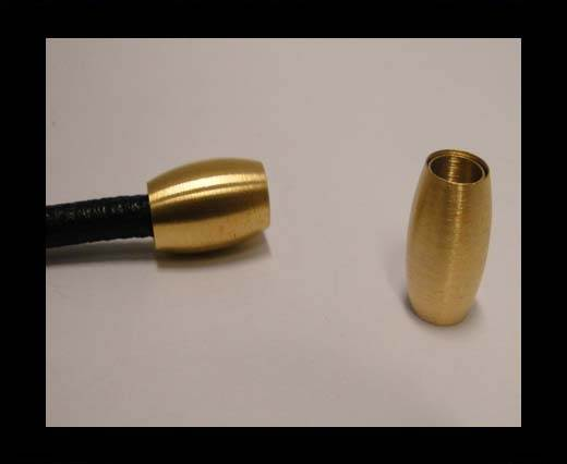 Buy MGST-35-5mm-Matt Gold at wholesale prices