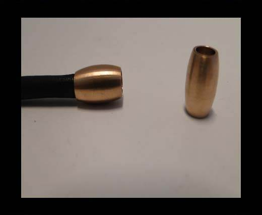 Buy MGST-35-5mm-Matt Rose Gold at wholesale prices