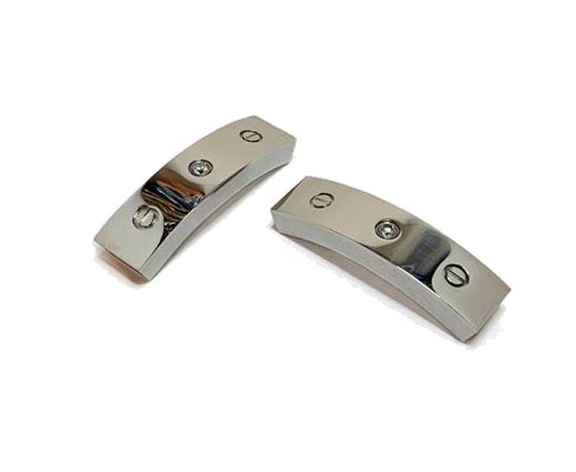 Stainless Steel Magnetic clasps - MGST-56-10,5mm-by-4mm
