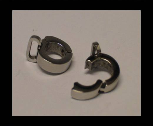Stainless steel magnetic clasp MGST-59-10mm