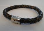 Non Steel Leather Bracelets MLBSP-13