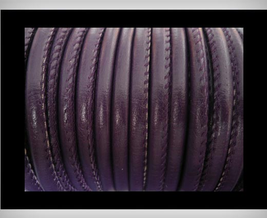 Buy imitation Nappa leather 6mm - Purple at wholesale prices