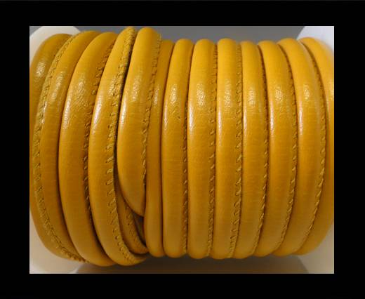 Buy imitation Nappa leather 6mm - Deep Yellow at wholesale prices