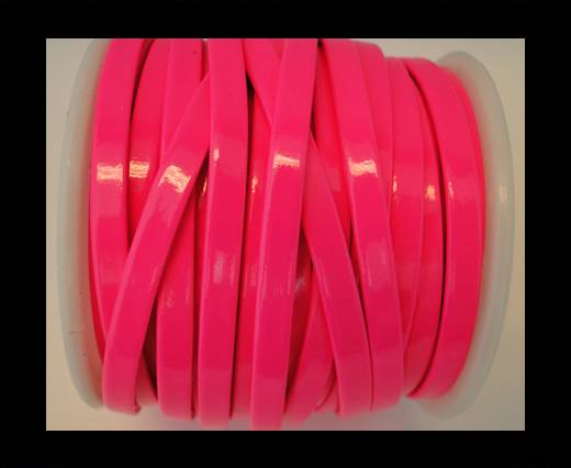 Buy Nappa Flat PU -Neon Pink-5mm at wholesale prices