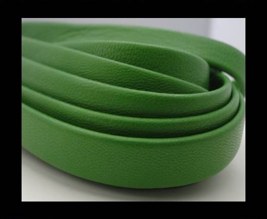 Nappa Leather Flat-Grass Green-10mm