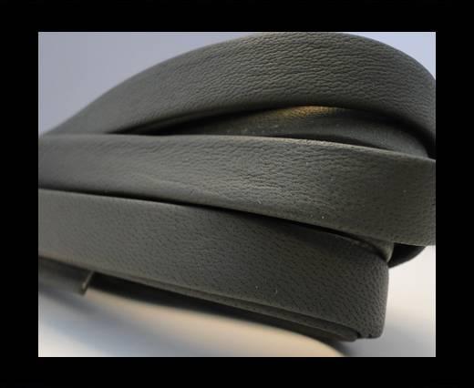 Nappa Leather Flat-Grey-10mm