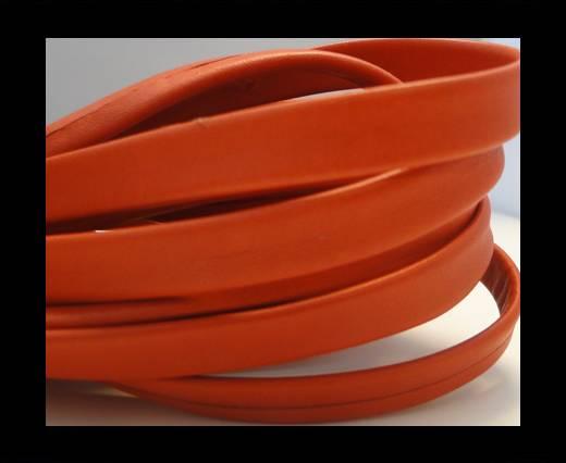 Nappa Leather Flat-Orange1-10mm