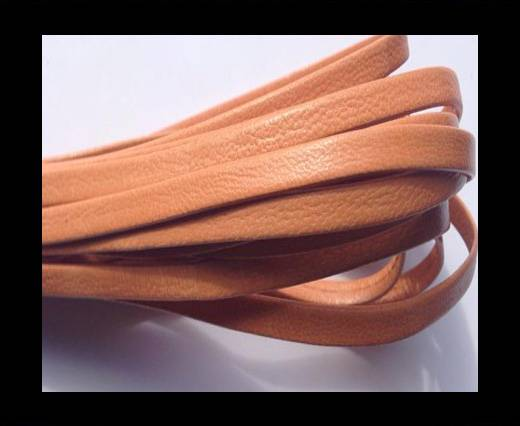 Nappa Leather Flat -salmon-5mm