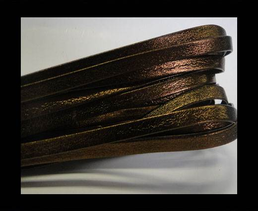 Buy Nappa Leather Flat -5mm-Bronze Lamina at wholesale prices
