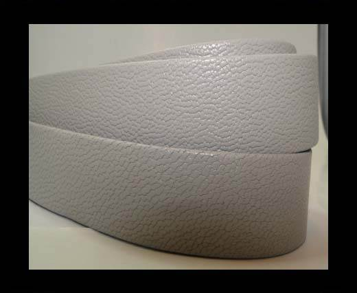Buy Nappa Leather Flat-Grey-20mm at wholesale prices