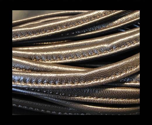 Nappa-Sewn-7mm-Plain- Bronze