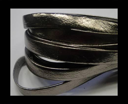 NappaFlat-Metallic Umberrey-10mm