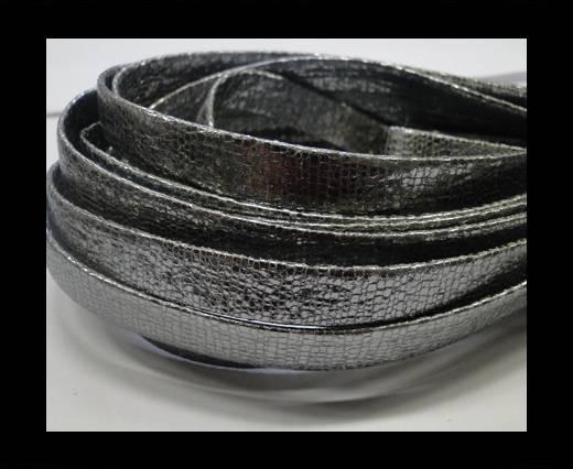 NappaFlat-Silver -10mm