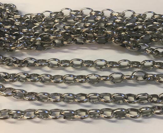 Steel chain item 12 7mm -Steel