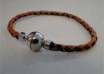 Non Steel Leather Bracelets MLBSP-10