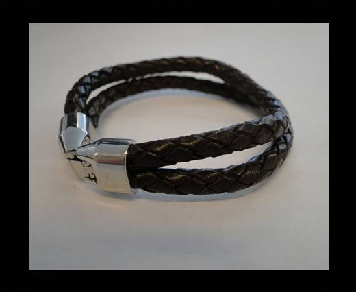 Non Steel Leather Bracelets MLBSP-2