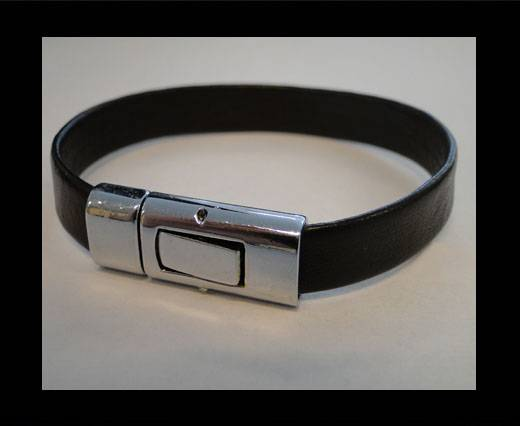 Non Steel Leather Bracelets MLBSP-8