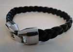 Non Steel Leather Bracelets MLBSP-14