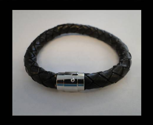 Non Steel Leather Bracelets MLBSP-15