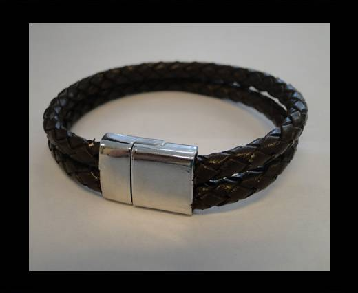 Non Steel Leather Bracelets MLBSP-32