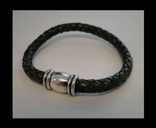 Non Steel Leather Bracelets MLBSP-34