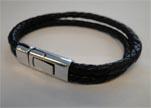Non Steel Leather Bracelets MLBSP-35