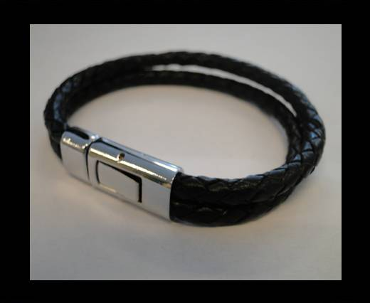 Non Steel Leather Bracelets MLBSP-35
