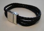 Non Steel Leather Bracelets MLBSP-36