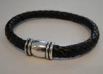 Non Steel Leather Bracelets MLBSP-37
