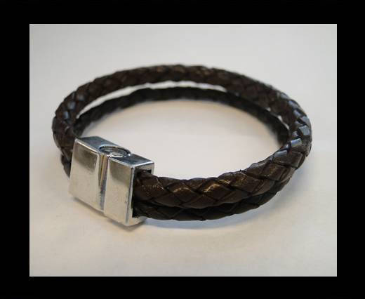 Non Steel Leather Bracelets MLBSP-38