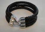 Non Steel Leather Bracelets MLBSP-39