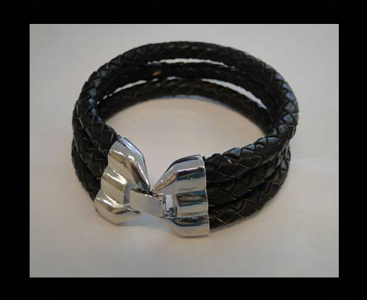 Non Steel Leather Bracelets MLBSP-39