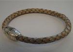 Non Steel Leather Bracelets MLBSP-43