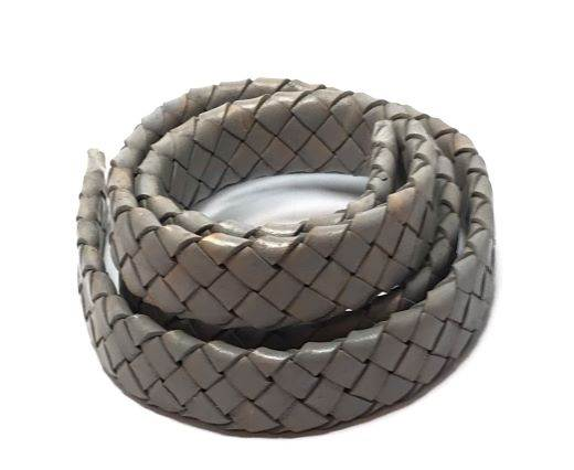 Oval braided cords-20*6mm-se_pb_grey