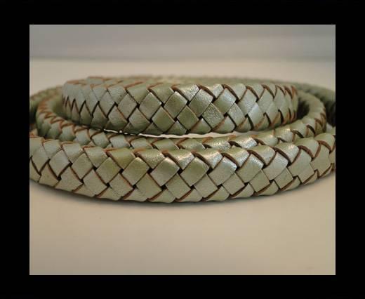Oval Regaliz braided cords - SE-M-10