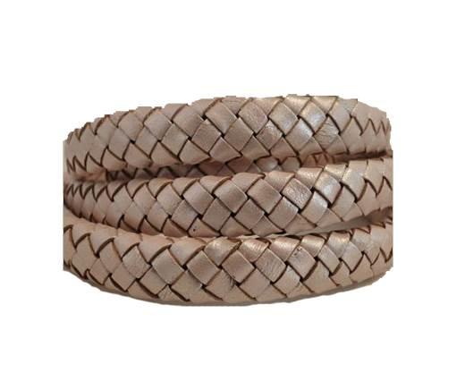 Oval Regaliz braided cords - SE-M-11