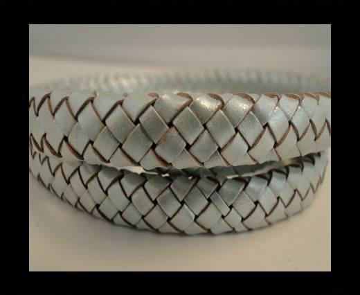 Oval Regaliz braided cords - SE-M-14