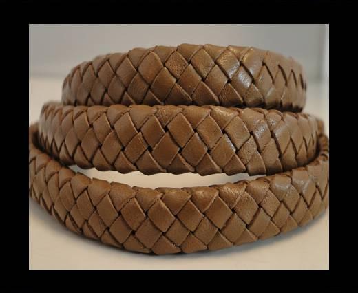 Oval Regaliz braided cords - SE-PB-07