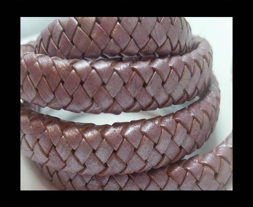 Oval Regaliz braided cords - SE M 15